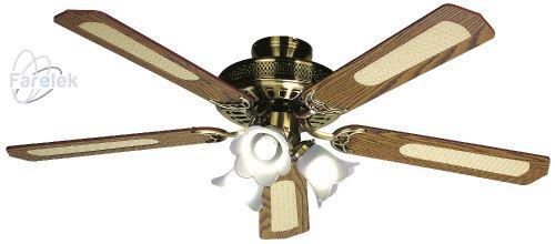 Stropní ventilátor Farelek Baleares H 3 rychlosti