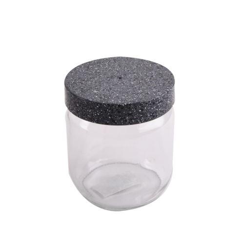 Dóza sklo / UH GRANIT 0,425l