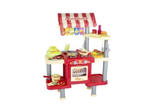 Hrací set G21 Dětský obchod s rychlým občerstvením 690678