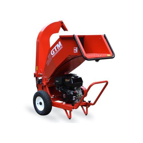 Benzínový drtič dřeva GTM GTS 1300G