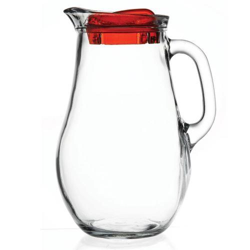 Džbán sklo+víčko UH BISTRO 2,1