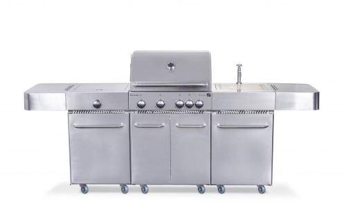 Plynový gril G21 Arizona, BBQ kuchyně Premium Line 6 hořáků 6390330