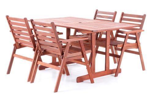 Zahradní stolová sestava VeGA Monroo 4