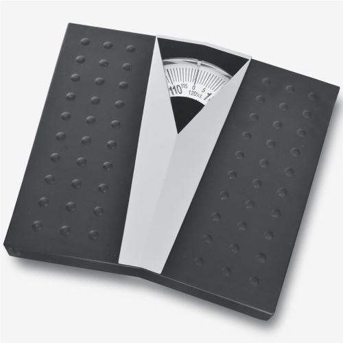 Váha osobní mech.ČERNÁ 120kg
