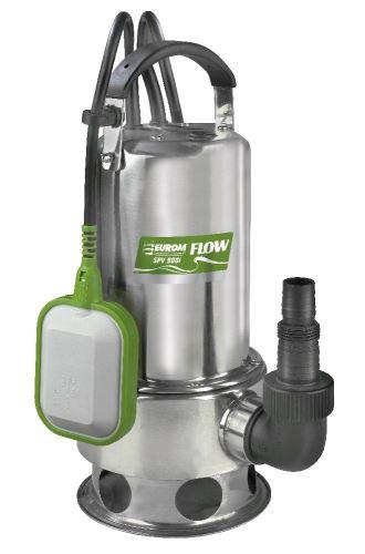 Ponorné kalové čerpadlo Eurom Flow SPV900i