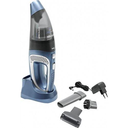 Ruční vysavač Concept Perfect Clean VP4330 modrý