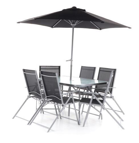 Luxusní stolová sestava VeGAS TEREZA SET6 KOMPLET