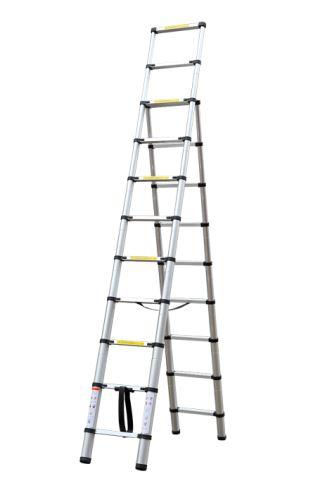 Teleskopický žebřík G21 GA-TZ9+11-3,2M štafle 6390402