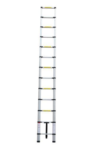 Teleskopický žebřík G21 GA-TZ13-3.8M hliníkový