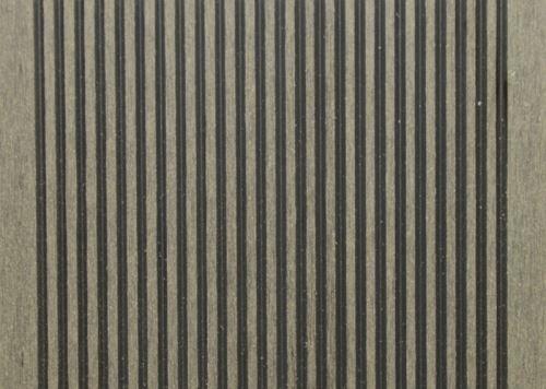 Terasové prkno G21 2,5 * 14 * 400 cm, Eben mat. WPC