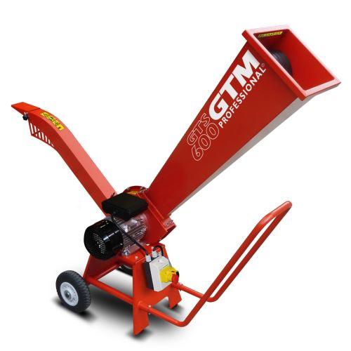 Elektrický drtič GTM GTS 600 E