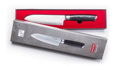 Nůž G21 Gourmet Damascus Santoku 17 cm 60022166